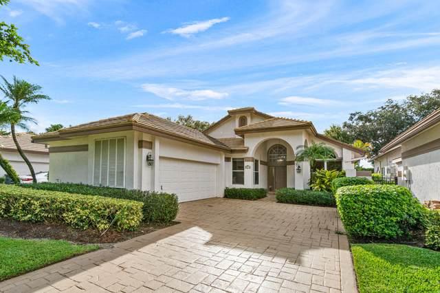 5285 NW 21st Diagonal, Boca Raton, FL 33496 (MLS #RX-10660399) :: Miami Villa Group
