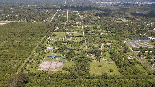 4348 145th Avenue N, Loxahatchee, FL 33470 (MLS #RX-10660459) :: Berkshire Hathaway HomeServices EWM Realty