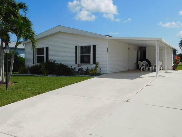 8394 Delphinium Court, Port Saint Lucie, FL 34952 (MLS #RX-10660460) :: Berkshire Hathaway HomeServices EWM Realty