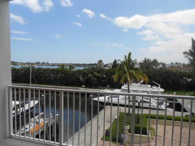 806 E Windward Way #321, Lantana, FL 33462 (#RX-10660470) :: Posh Properties