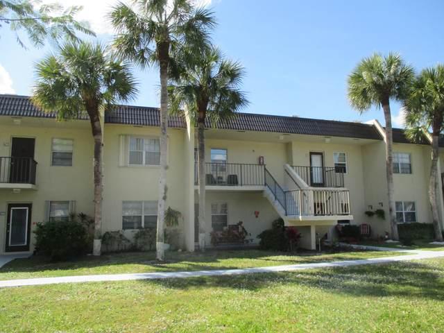 154 Lake Meryl Drive #257, West Palm Beach, FL 33411 (MLS #RX-10660499) :: Berkshire Hathaway HomeServices EWM Realty