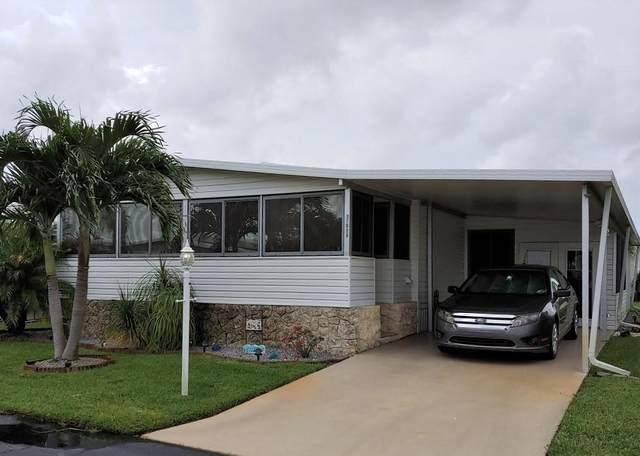 37023 Exuma Bay, Boynton Beach, FL 33436 (MLS #RX-10660522) :: Berkshire Hathaway HomeServices EWM Realty