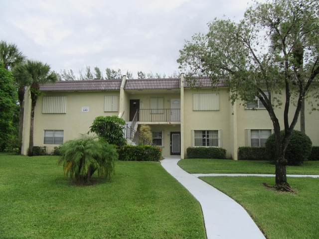 140 Lake Meryl Drive #234, West Palm Beach, FL 33411 (MLS #RX-10660696) :: Berkshire Hathaway HomeServices EWM Realty