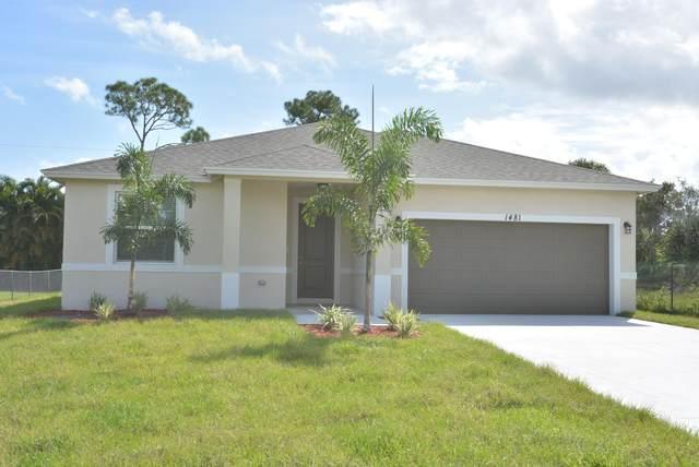 5442 NW Comer Street, Port Saint Lucie, FL 34986 (MLS #RX-10660761) :: Miami Villa Group