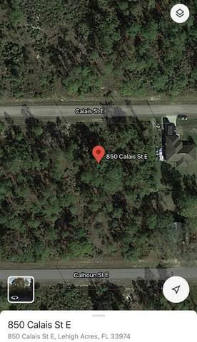 850 Calais Street Street E, Lehigh Acres, FL 33974 (#RX-10660775) :: Treasure Property Group