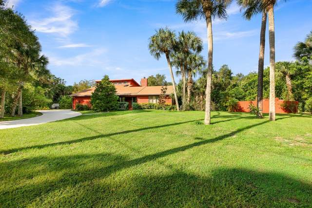 4201 Sunrise Boulevard, Fort Pierce, FL 34982 (MLS #RX-10660793) :: Berkshire Hathaway HomeServices EWM Realty