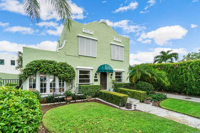 202 Greenwood Drive, West Palm Beach, FL 33405 (MLS #RX-10660820) :: Berkshire Hathaway HomeServices EWM Realty