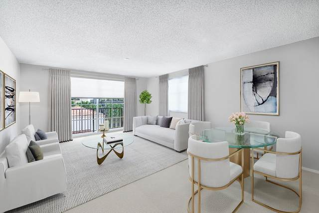 651 Okeechobee Boulevard #411, West Palm Beach, FL 33401 (#RX-10660822) :: Posh Properties