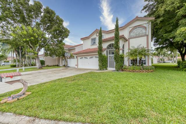 7315 Michigan Isle Road, Lake Worth, FL 33467 (MLS #RX-10660841) :: THE BANNON GROUP at RE/MAX CONSULTANTS REALTY I