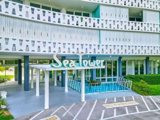 2840 N Ocean Boulevard #1002, Fort Lauderdale, FL 33308 (MLS #RX-10660862) :: Berkshire Hathaway HomeServices EWM Realty