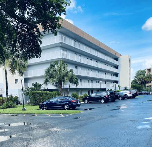 1402 NW 80th Avenue #209, Margate, FL 33063 (#RX-10660907) :: DO Homes Group