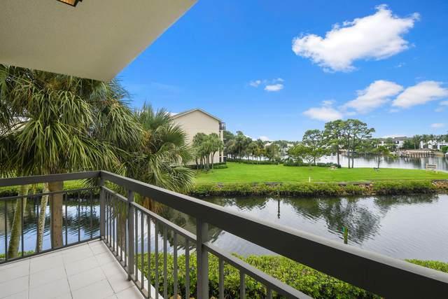 2201 Marina Isle Way #301, Jupiter, FL 33477 (MLS #RX-10660925) :: Berkshire Hathaway HomeServices EWM Realty
