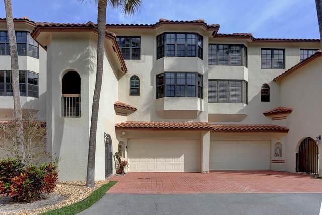 4401 N Ocean Boulevard #15, Boca Raton, FL 33431 (#RX-10660932) :: Michael Kaufman Real Estate