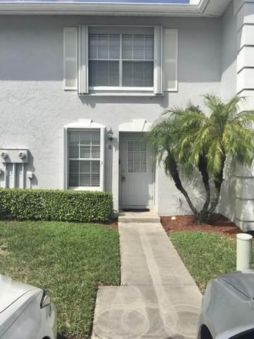 214 Foxtail Drive B, Greenacres, FL 33415 (#RX-10660937) :: Posh Properties
