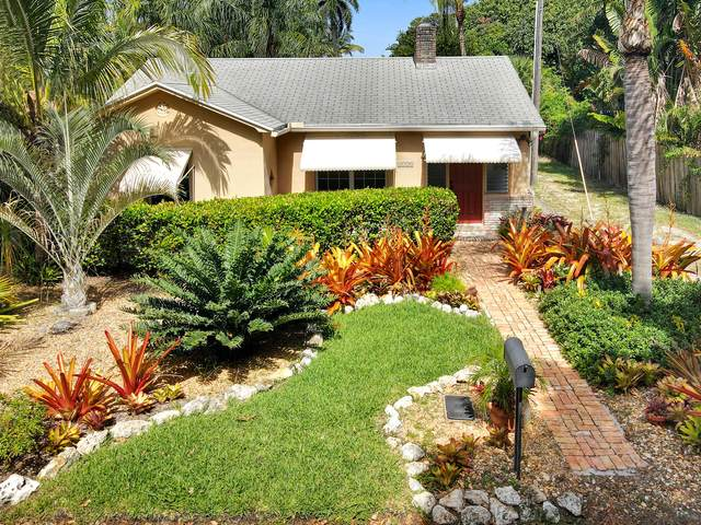 1721 N L Street, Lake Worth Beach, FL 33460 (MLS #RX-10660964) :: Berkshire Hathaway HomeServices EWM Realty