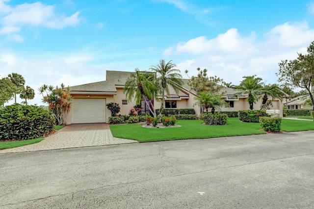 6974 Fountains Circle, Lake Worth, FL 33467 (#RX-10660972) :: Treasure Property Group