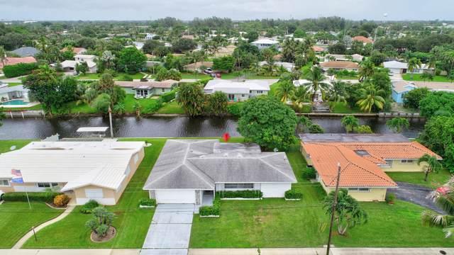 2286 Edgewater Drive, Lake Clarke Shores, FL 33406 (MLS #RX-10660990) :: Berkshire Hathaway HomeServices EWM Realty