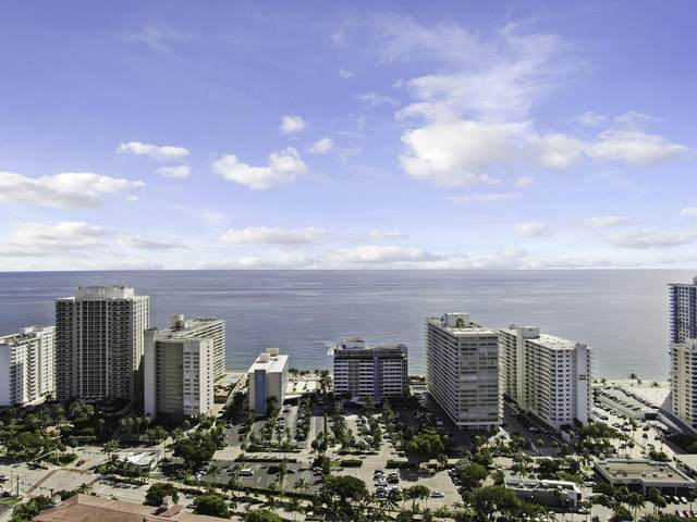 4040 Galt Ocean Drive #909, Fort Lauderdale, FL 33308 (#RX-10661007) :: Signature International Real Estate