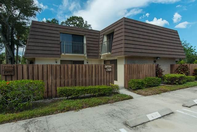 7919 79th Way, West Palm Beach, FL 33407 (MLS #RX-10661044) :: Berkshire Hathaway HomeServices EWM Realty