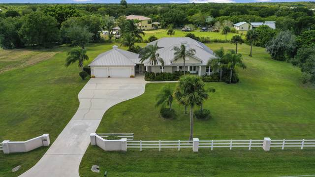 6201 Oleander Avenue, Fort Pierce, FL 34982 (MLS #RX-10661107) :: Berkshire Hathaway HomeServices EWM Realty