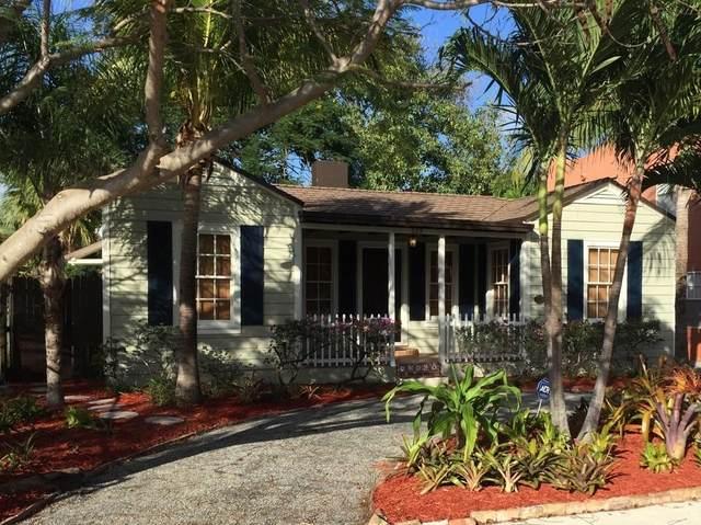 525 Flamingo Drive, West Palm Beach, FL 33401 (MLS #RX-10661128) :: Berkshire Hathaway HomeServices EWM Realty