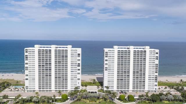 2800 S Ocean Boulevard 3-G, Boca Raton, FL 33432 (#RX-10661146) :: Posh Properties
