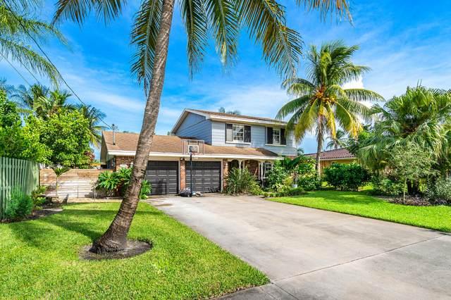 1758 W Terrace Drive, Lake Worth Beach, FL 33460 (MLS #RX-10661183) :: Berkshire Hathaway HomeServices EWM Realty