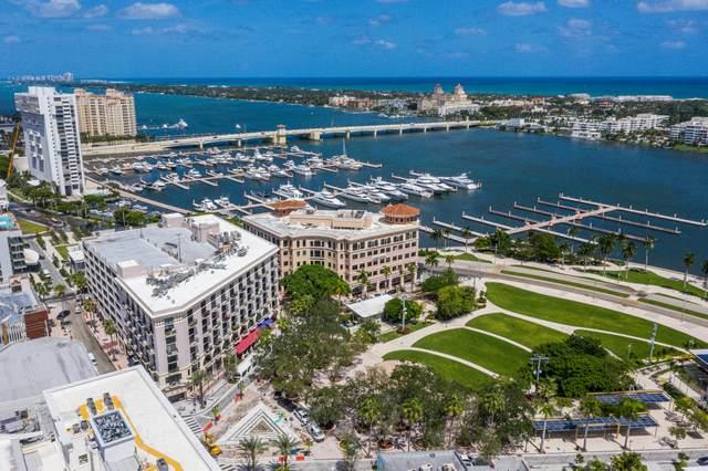 101 N Clematis Street #307, West Palm Beach, FL 33401 (MLS #RX-10661229) :: Berkshire Hathaway HomeServices EWM Realty