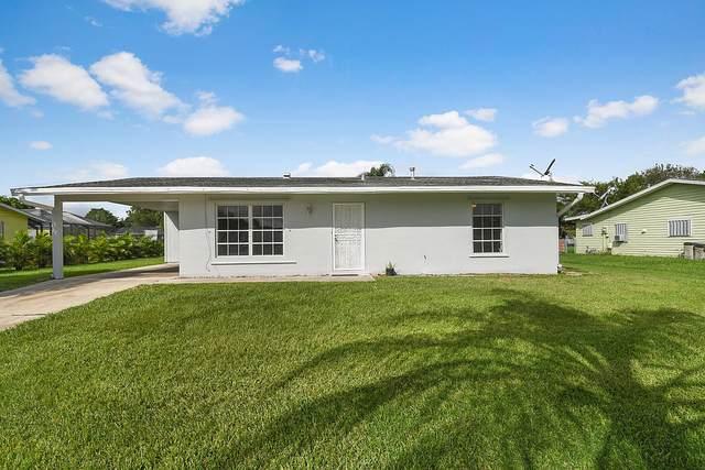 850 SW Goodrich Street, Port Saint Lucie, FL 34983 (MLS #RX-10661237) :: Castelli Real Estate Services