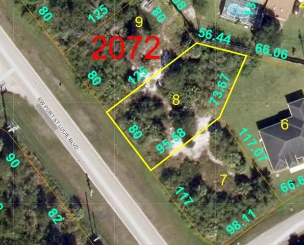 3887 SW Port St Lucie Boulevard, Port Saint Lucie, FL 34953 (MLS #RX-10661246) :: Berkshire Hathaway HomeServices EWM Realty