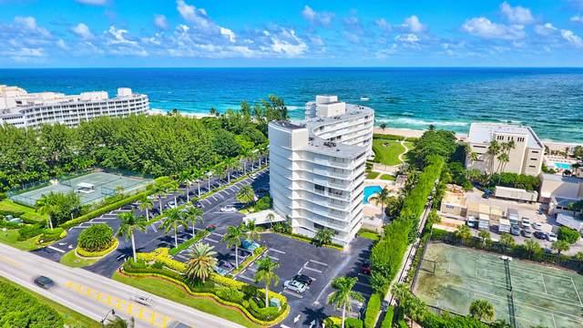 2780 S Ocean Boulevard #311, Palm Beach, FL 33480 (MLS #RX-10661290) :: Berkshire Hathaway HomeServices EWM Realty