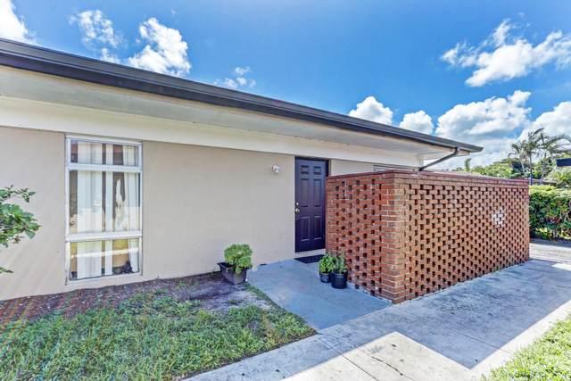 1755 Forest Hill Boulevard #28, Lake Clarke Shores, FL 33406 (MLS #RX-10661292) :: Berkshire Hathaway HomeServices EWM Realty