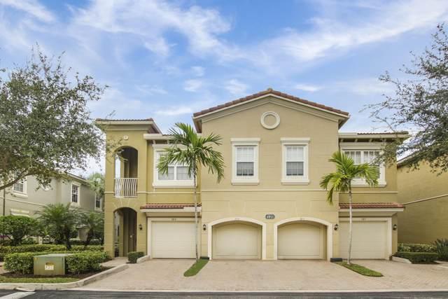 4911 Bonsai Circle #111, Palm Beach Gardens, FL 33418 (MLS #RX-10661338) :: Berkshire Hathaway HomeServices EWM Realty