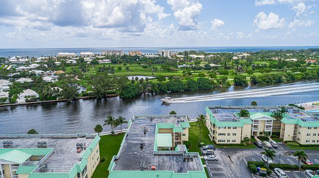15 Colonial Club Drive #203, Boynton Beach, FL 33435 (#RX-10661374) :: Posh Properties
