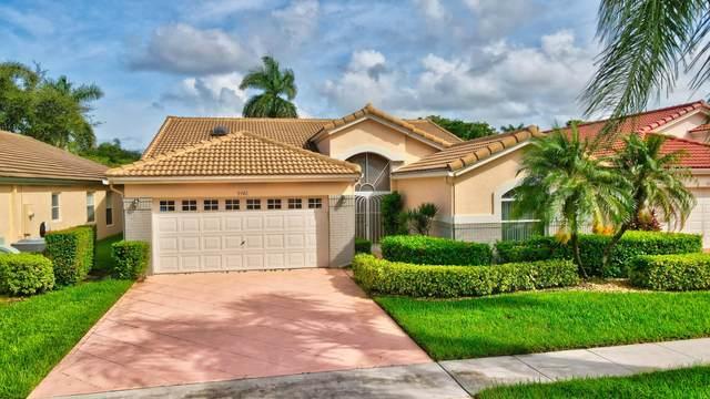 9742 Harbour Lake Circle, Boynton Beach, FL 33437 (#RX-10661463) :: Posh Properties