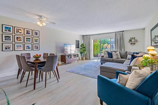 382 Golfview Road J, North Palm Beach, FL 33408 (MLS #RX-10661517) :: Berkshire Hathaway HomeServices EWM Realty
