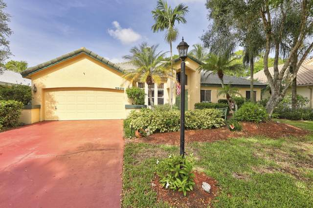 5000 Chardonnay Drive, Coral Springs, FL 33067 (MLS #RX-10661546) :: Berkshire Hathaway HomeServices EWM Realty