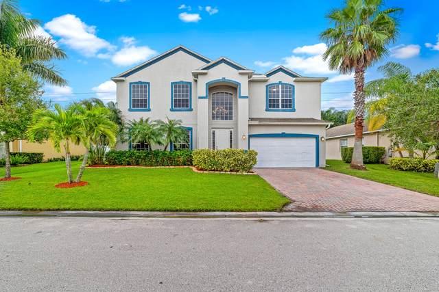 1353 Scarlet Oak Circle, Vero Beach, FL 32966 (MLS #RX-10661553) :: Berkshire Hathaway HomeServices EWM Realty