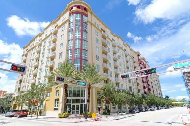 410 Evernia Street #827, West Palm Beach, FL 33401 (MLS #RX-10661583) :: Berkshire Hathaway HomeServices EWM Realty