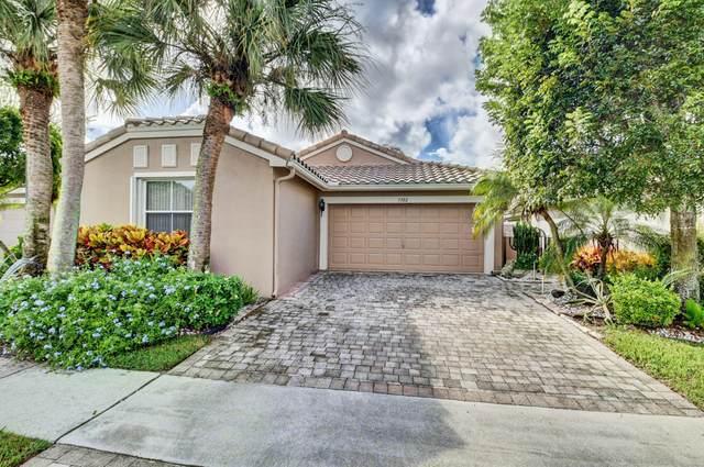 7302 Granville Avenue, Boynton Beach, FL 33437 (MLS #RX-10661595) :: Berkshire Hathaway HomeServices EWM Realty