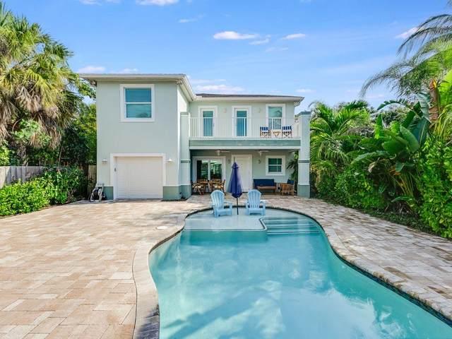 819 N Lake Avenue N, Delray Beach, FL 33483 (MLS #RX-10661611) :: Berkshire Hathaway HomeServices EWM Realty