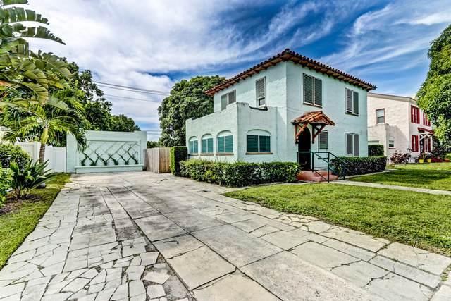 920 Andrews Road, West Palm Beach, FL 33405 (MLS #RX-10661654) :: Berkshire Hathaway HomeServices EWM Realty