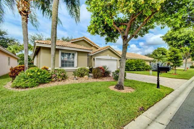 12061 Lido Lane, Boynton Beach, FL 33437 (MLS #RX-10661659) :: Berkshire Hathaway HomeServices EWM Realty