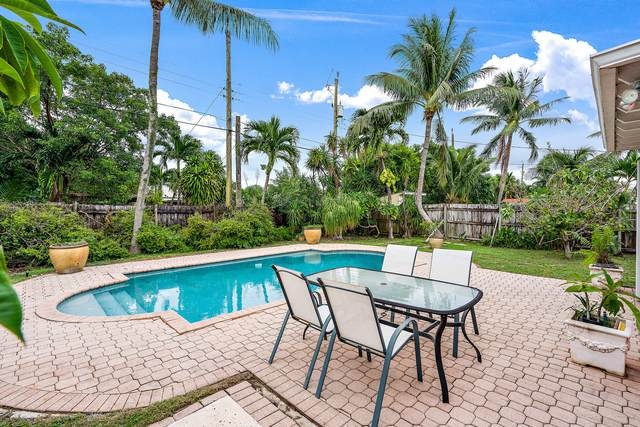 160 Wellesley Drive, Lake Worth Beach, FL 33460 (MLS #RX-10661675) :: Berkshire Hathaway HomeServices EWM Realty