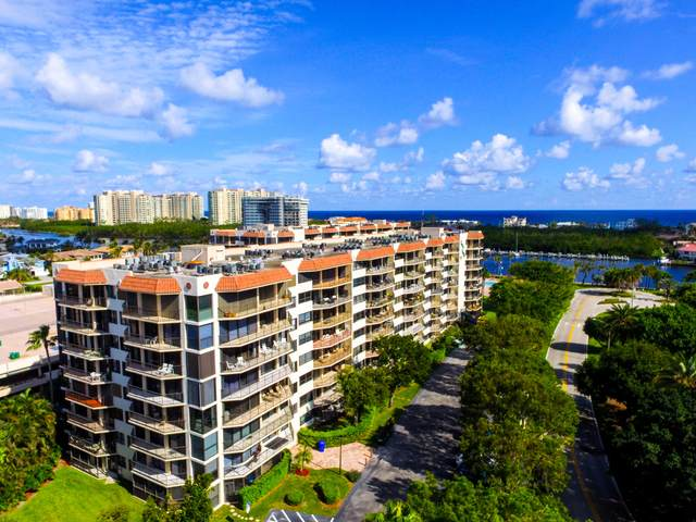 859 Jeffery Street #505, Boca Raton, FL 33487 (MLS #RX-10661694) :: Berkshire Hathaway HomeServices EWM Realty
