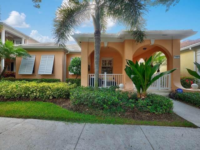 231 Caravelle Drive, Jupiter, FL 33458 (MLS #RX-10661703) :: Berkshire Hathaway HomeServices EWM Realty