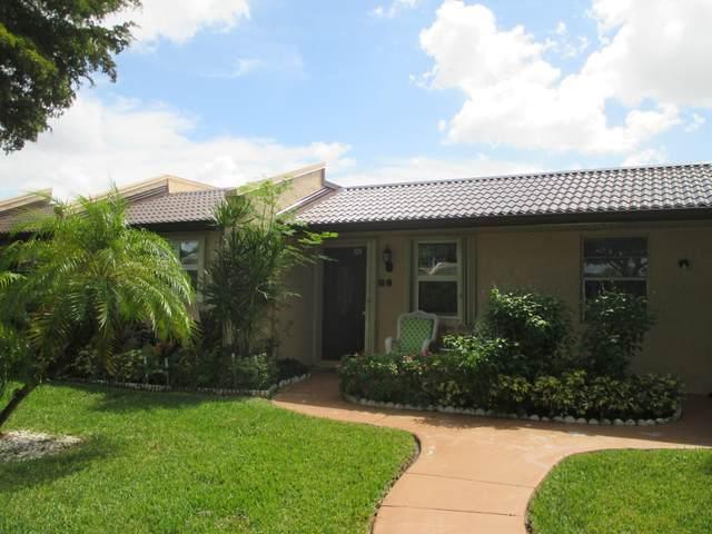 134 Lake Gloria Drive, West Palm Beach, FL 33411 (MLS #RX-10661714) :: Berkshire Hathaway HomeServices EWM Realty