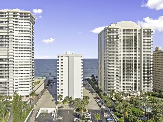 4250 Galt Ocean Drive 1M, Fort Lauderdale, FL 33308 (#RX-10661719) :: Signature International Real Estate
