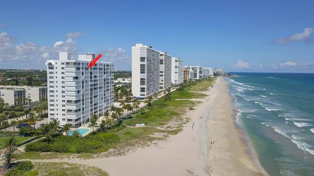 3000 S Ocean Boulevard #1405, Boca Raton, FL 33432 (#RX-10661784) :: Realty One Group ENGAGE