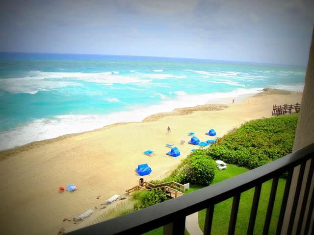 4200 N Ocean Drive 1-202, Riviera Beach, FL 33404 (#RX-10661792) :: Posh Properties